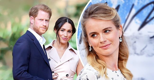 Prince Harry's Ex Cressida Bonas Speaks out about Lessons She Learnt after Their Split