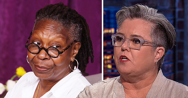 Rosie O'Donnell Talks Long-Standing Feud with Whoopi Goldberg on 'The View'