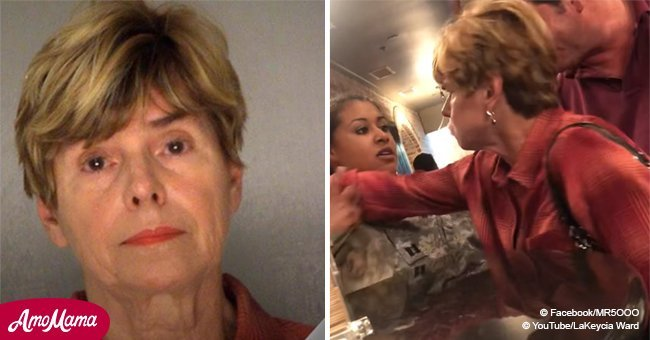 71-year-old white woman arrested after attacking two black service women in uniform