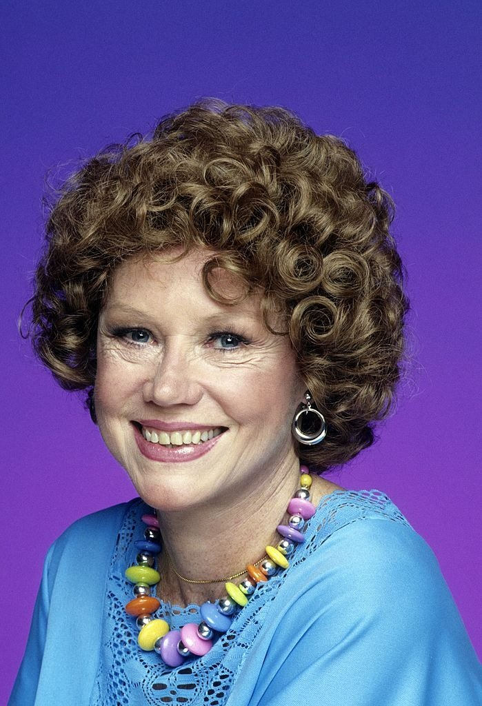 Portrait of Audra Lindley  - August 23, 1977.   Photo: Getty Images