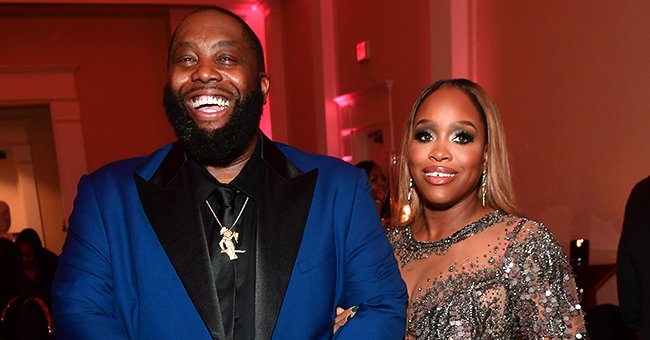 Killer Mike and Shana Render attends the 2020 Leaders and Legends Ball at Atlanta History Center on January 15, 2020 | Photo: Getty Images