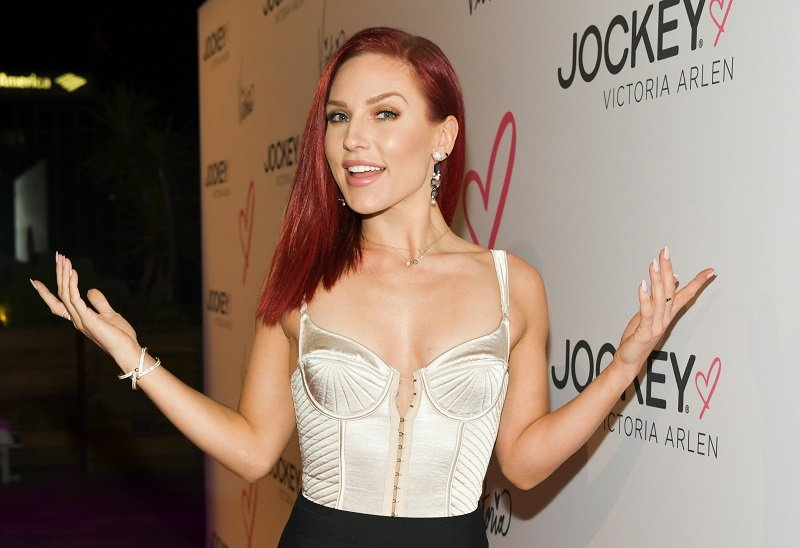Sharna Burgess on September 26, 2019 in Beverly Hills, California | Photo: Getty Images