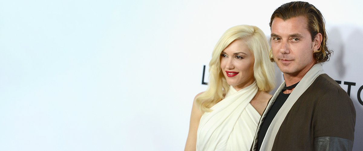 """Gwen Stefani and Gavin Rossdale at the premiere of """"The Bling Ring"""" on June 4, 2013 