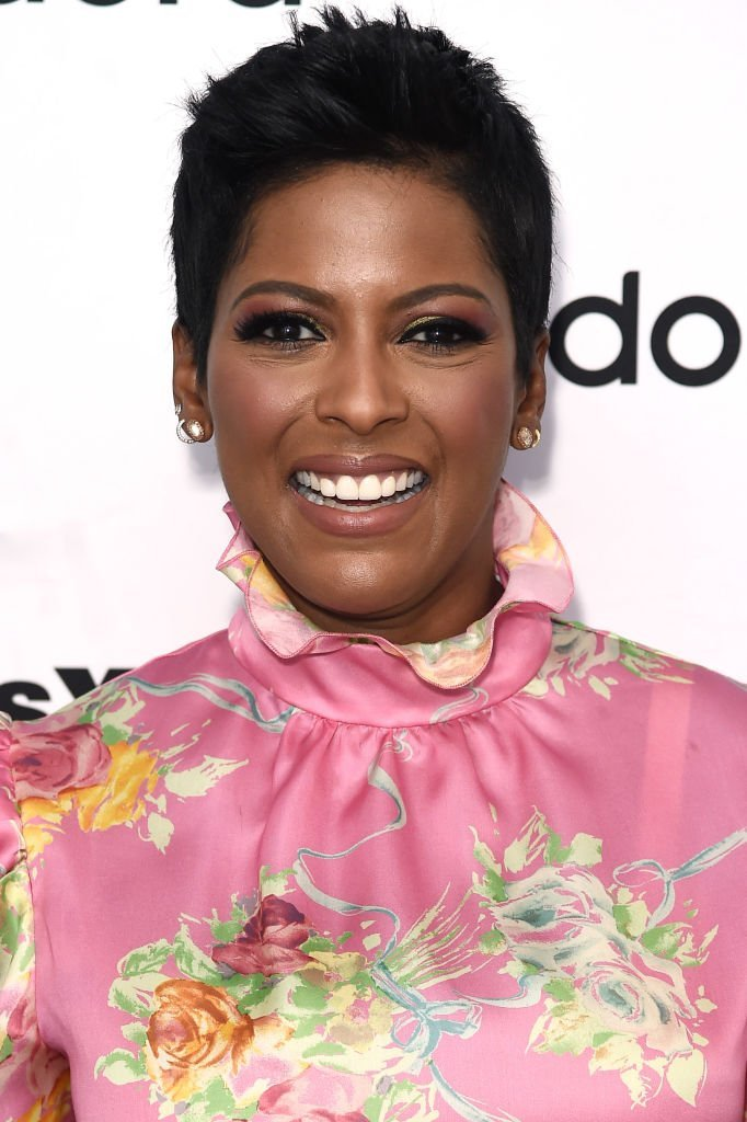Tamron Hall at the SiriusXM Studios | Photo: Getty Images