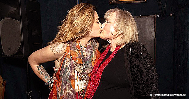 Michael Jackson's Ex-Wife Debbie Rowe Makes Rare Appearance at Their Daughter Paris' Performance