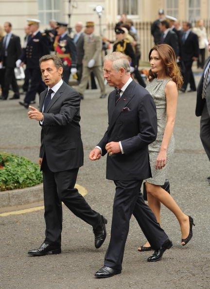 Le Président Sarkozy se rend à Londres à l'occasion du 70e anniversaire de l'appel de De Gaulle | Getty Images