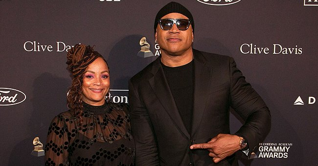 LL Cool J's Daughter Nina-Symone Shows off Her Curves in Cappuccino Color Top & Matching Skirt
