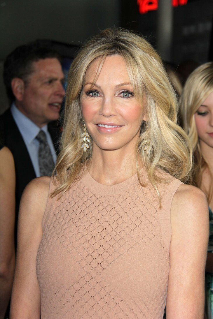 """Heather Locklear at the """"Scary Movie V"""" Premiere 
