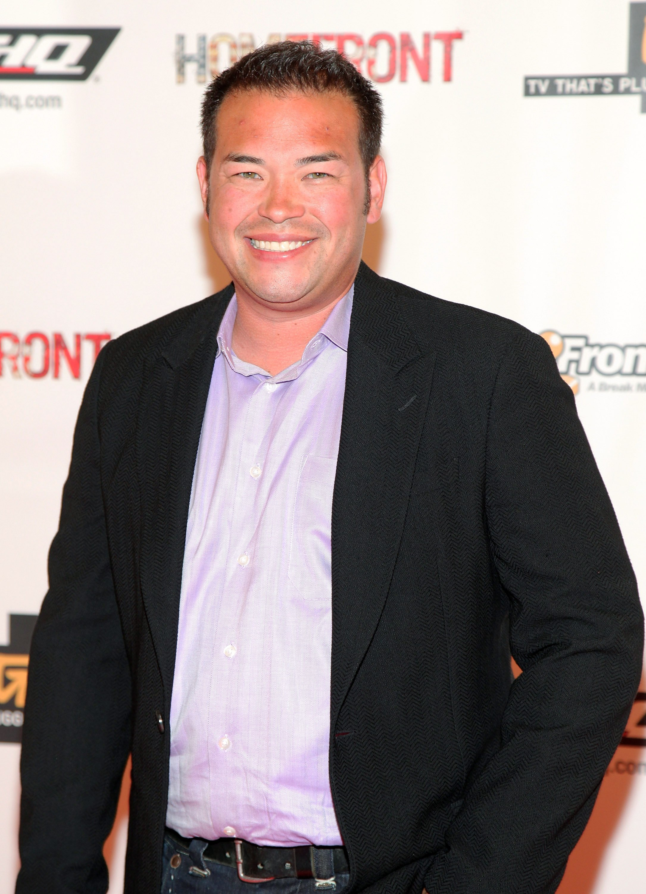 """TV reality star Jon Gosselin attends the 2010 THQ's E3 """"Take No Prisoners"""" event in Los Angeles, California. 