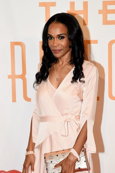 Michelle Williams of Destiny's Child at the Trifecta Gala in Louisville, Kentucky.| Photo: Getty Images.