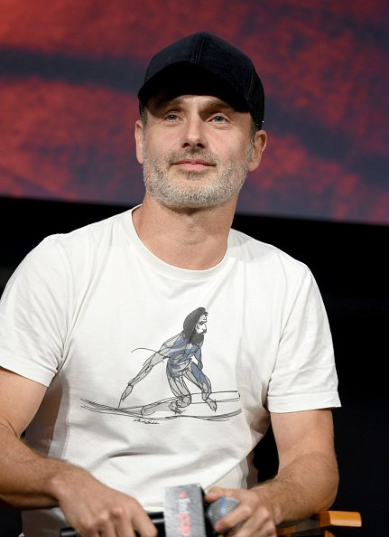Andrew Lincoln at Madison Square Garden on October 6, 2018 in New York City. | Photo: Getty Images