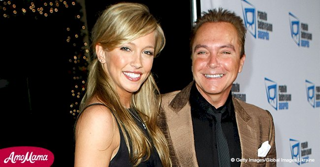 David Cassidy's daughter got married, shared gorgeous wedding photos