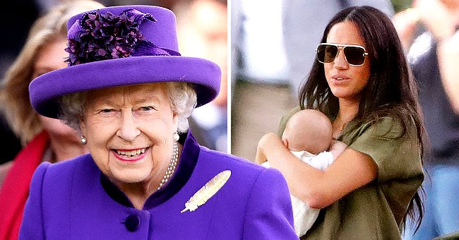 People: Harry & Meghan's Newborn Daughter Will Be Compared to the Queen Due to Her Name