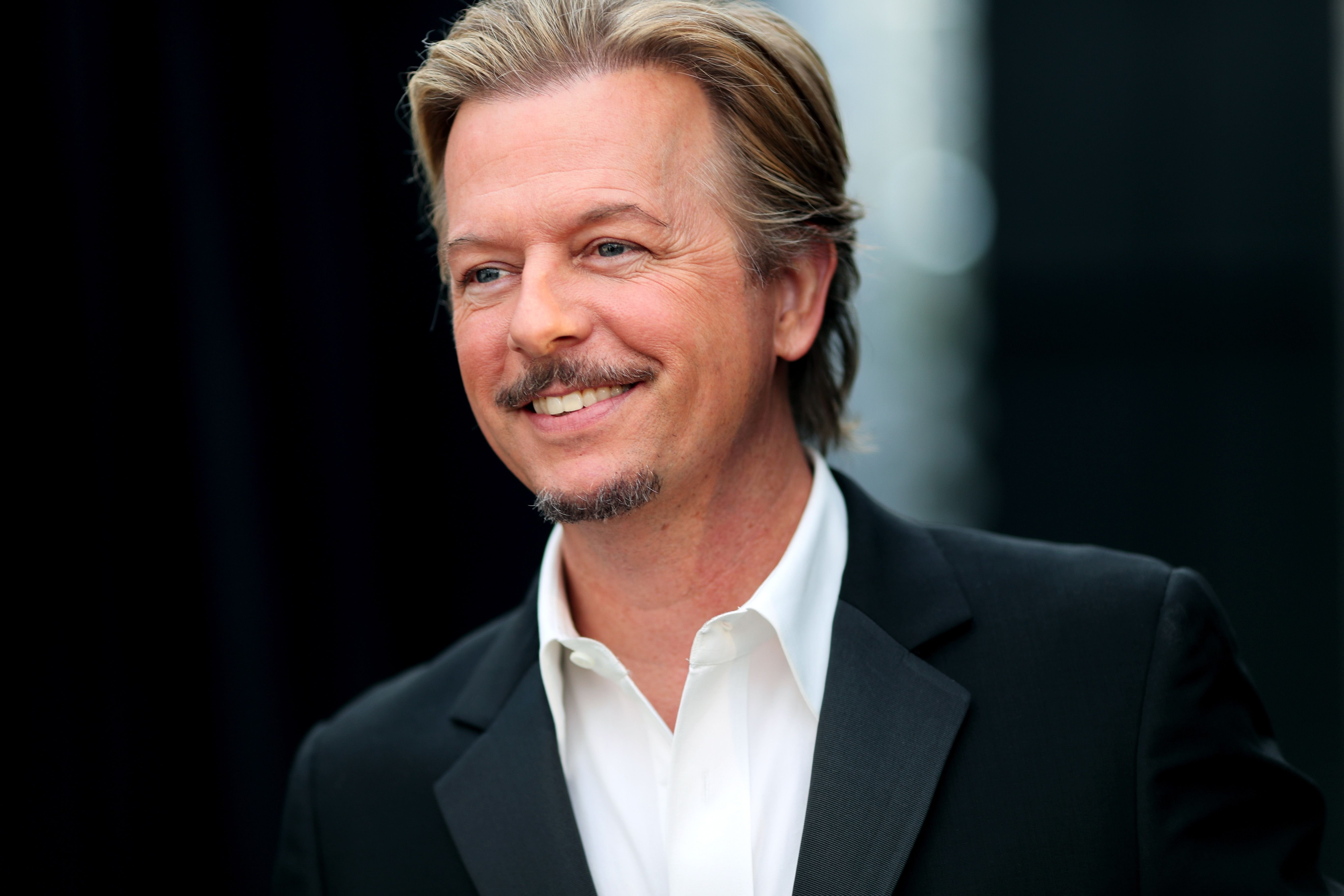 David Spade at The Comedy Central Roast of Rob Lowe in 2016 in Los Angeles, California | Source: Getty Images