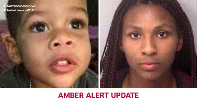 Amber Alert update: Mother arrested after claiming 2-year-old was taken by a stranger