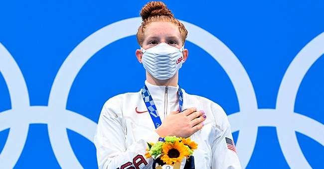 People Joked Alaska Swimmer Trained with Whales and Sea Lions, Now She Won Olympic Gold