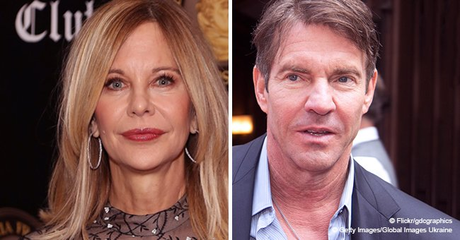 Dennis Quaid Finally Reacts to Ex-Wife Meg Ryan's Engagement