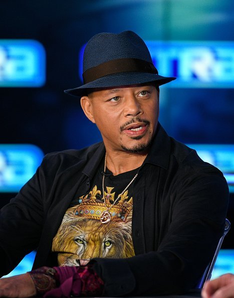 """Terrence Howard at Burbank Studios on September 24, 2019 