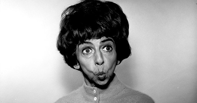 """""""Bewitched"""" actress Alice Pearce during an episode of the show on January 20, 1966 