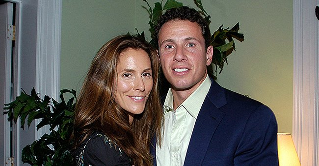 Chris Cuomo's Wife Cristina Says He Feels Slightly Better after Battling Coronavirus