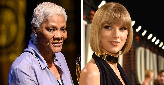 Check Out Dionne Warwick's Tweet to Taylor Swift after Listening to 'Love Story' Re-Recording