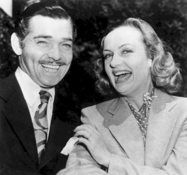 Clark Gable and Carole Lombard in 1939 | Getty Images