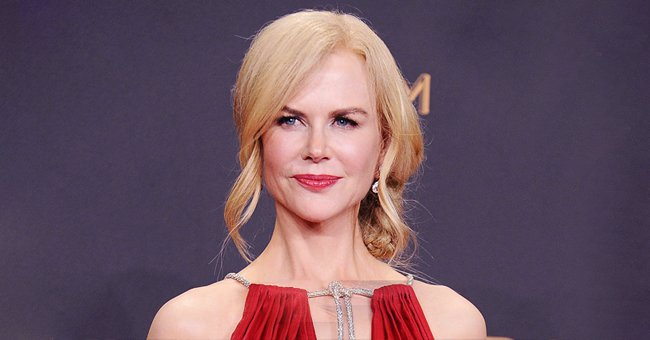 Nicole Kidman Once Caused Controversy over Her Bizarre Mismatched Shoes on the Emmys Red Carpet