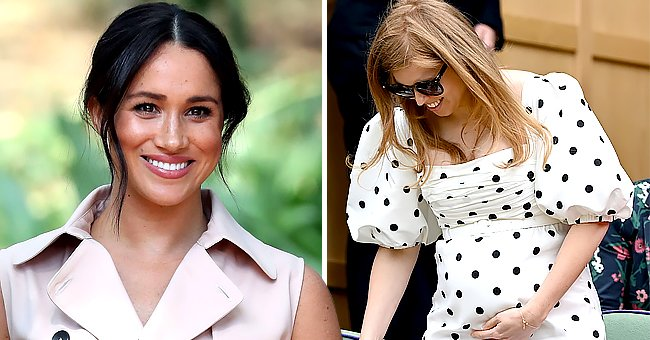 Pregnant Princess Beatrice's Gesture 'Reminiscent' of Meghan Markle Says Body Language Expert