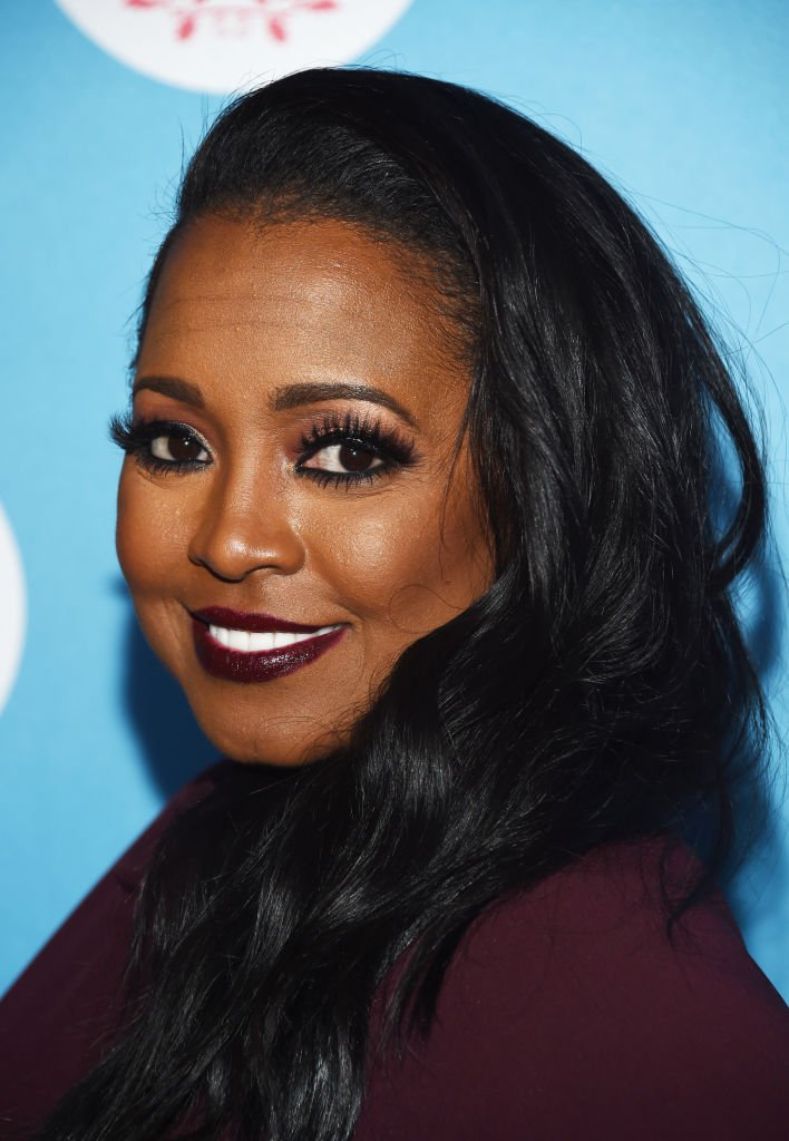 Actress Keshia Knight Pulliam attends the opening night celebration of the Life-Sized Gingerbread House Experience at The Grove with the Stars of Lifetime's Christmas Movies | Photo: Getty Images