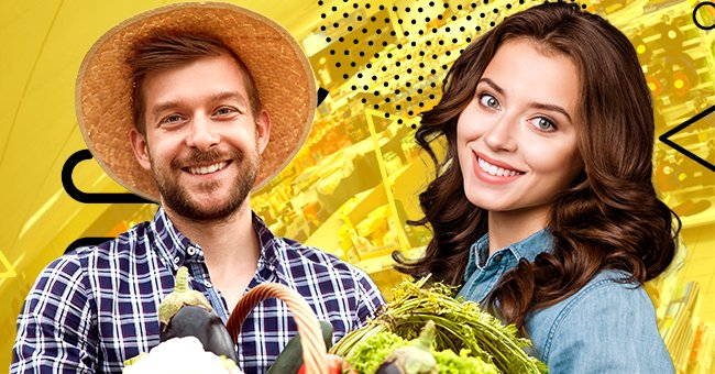 Daily Joke: Young Handsome Farmer Meets a Girl He Always Had an Eye On