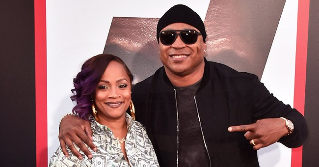 LL Cool J's Wife Simone Celebrates His Upcoming Induction into the Rock & Roll Hall of Fame
