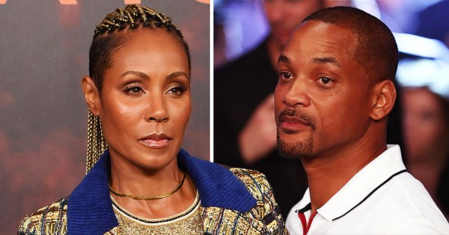 Jada Pinkett-Smith Admits on 'Red Table Talk' That She's Had Moments Where She Lost Herself in Her Marriage to Will