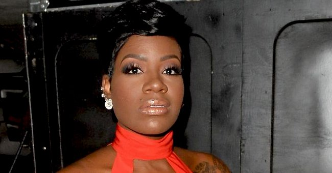 Fantasia Leaves Sweet Comment on Snap of Her Husband Posing in Stylish Sweater Next to a Piano