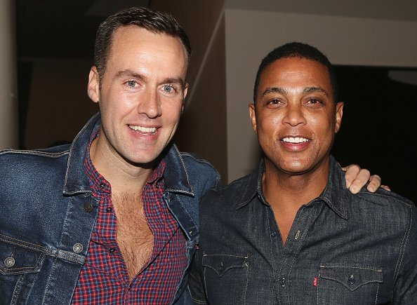 Don Lemon and Tim Malone | Source: Getty Images