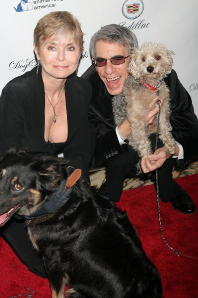 Richard Belzer and Harlee McBride at Capitale on November 29, 2007 in New York City   Photo: Getty Images