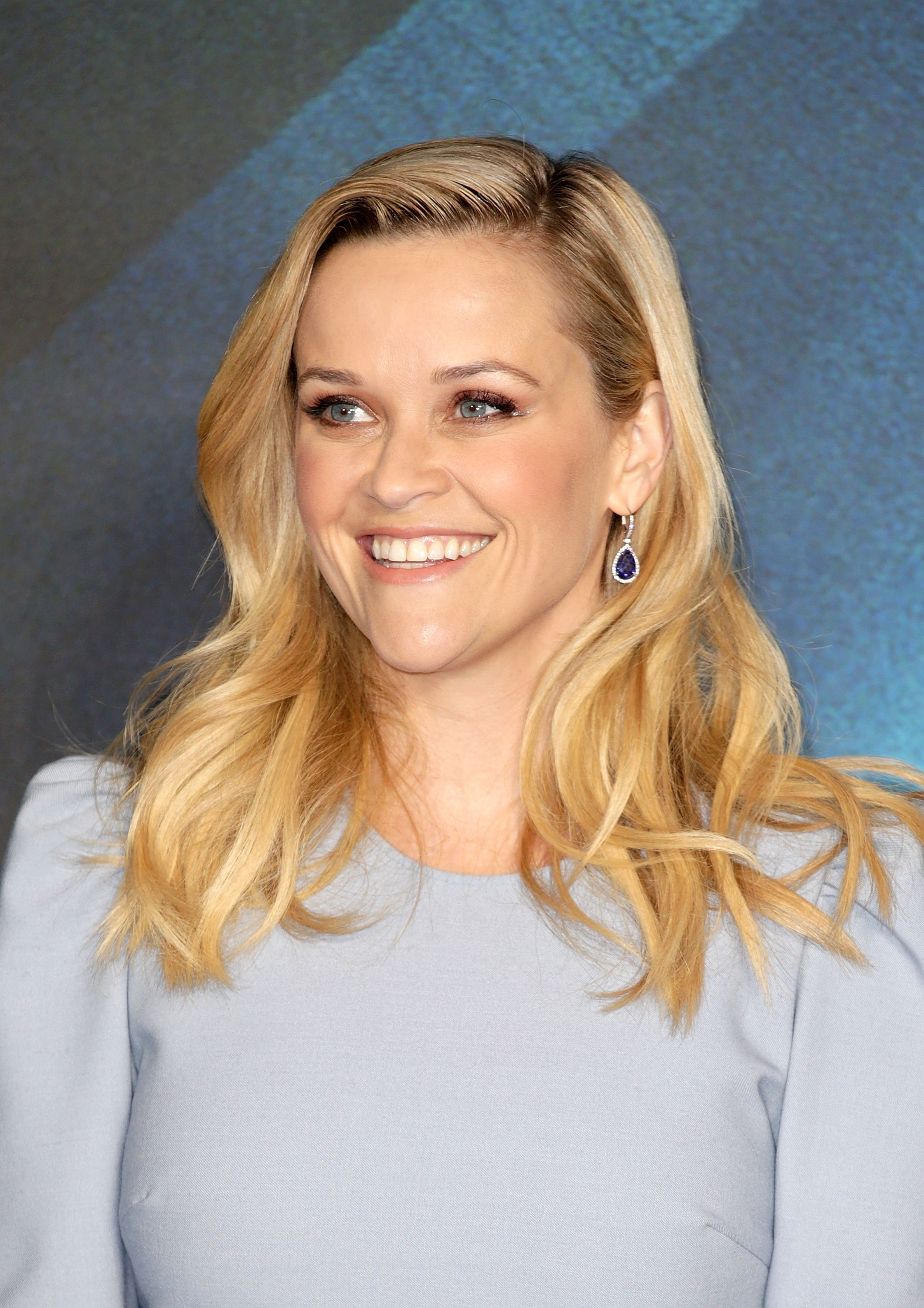 """Reese Witherspoon attends the premiere of """"A Wrinkle In Time"""" in London, England on March 13, 2018 