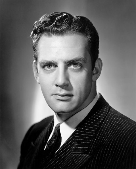 A young Raymond Burr. Source: Getty Images