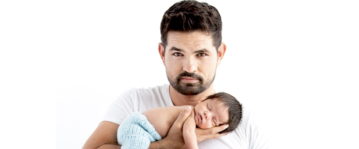 Ferdinando Valencia pide oraciones por el delicado estado de su bebé Dante