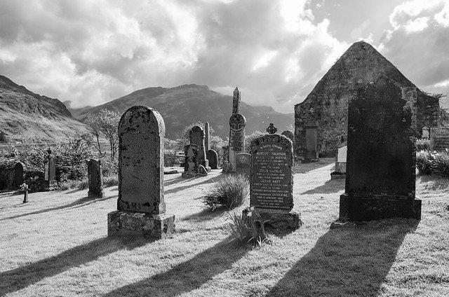 Un groupe de tombes. l Source: Flickr