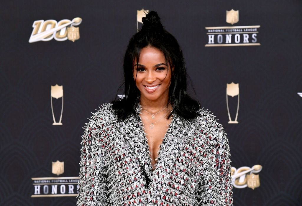 Ciara attends the 9th Annual NFL Honors at Adrienne Arsht Center on February 01, 2020 in Miami, Florida. | Photo: Getty Images