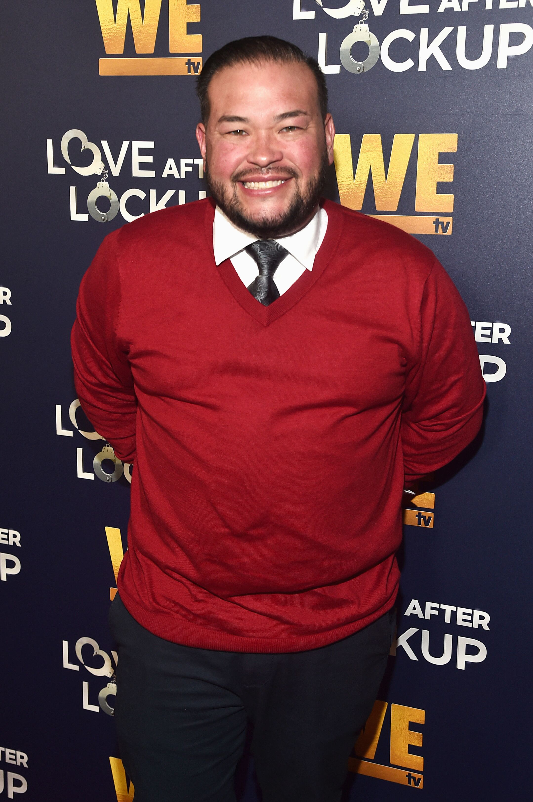 "Jon Gosselin at the WE tv celebration of the return of ""Love After Lockup"" in 2018 