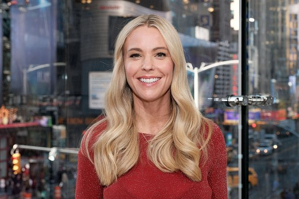 Kate Gosselin at H&M in Times Square on November 18, 2016 in New York City | Photo: Getty Images
