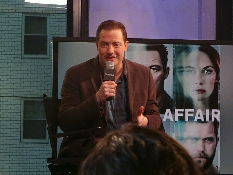 "Brendan Fraser in an interview for Season 3 of ""The Affair."" 