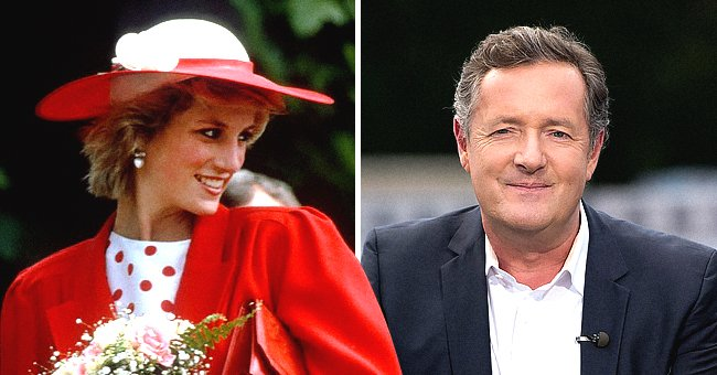 Royal Fans Thank Piers Morgan for His 'Not Sugar Coated' Opinion about Diana's Legacy