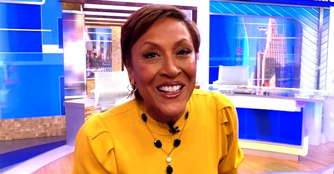 Robin Roberts from 'Good Morning America' Shares Old Video of Bald Head Seven Years after Overcoming Bone Marrow Disease