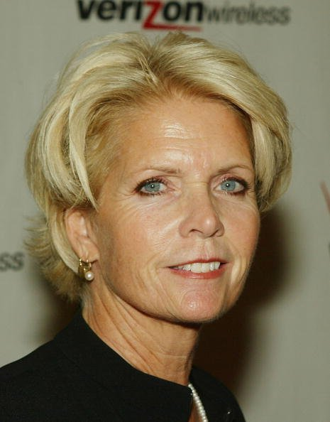 Meredith Baxter on October 1, 2004, in Beverly Hills, California. | Source: Getty Images.