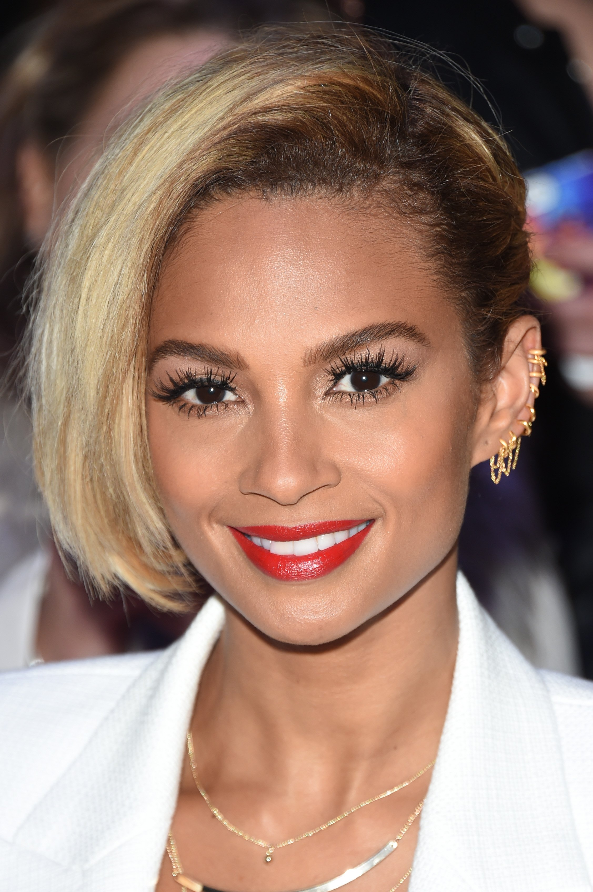 """Alesha Dixon attends the London auditions of """"Britain's Got Talent"""" at Dominion Theatre on January 26, 2016, in London, England.   Source: Getty Images."""