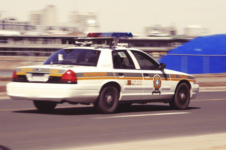 Un voiture de police | Photo : Pixabay