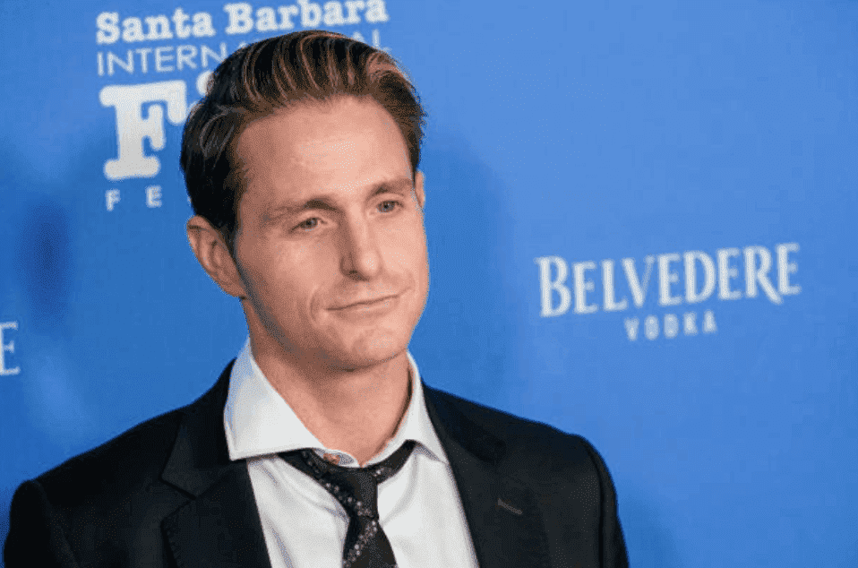 Cameron Douglas poses on the red carpet at an event fot the Kirk Douglas Award for Excellence in Film honoring Martin Scorsese, on November 14, 2019, in Santa Barbara, California | Source: Getty Images
