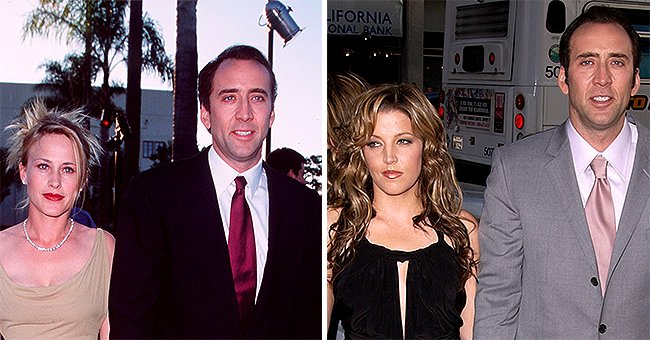 Nicolas Cage Has Been Married Four Times and Has Two Grown-Up Sons - Here's a Look at His Relationships
